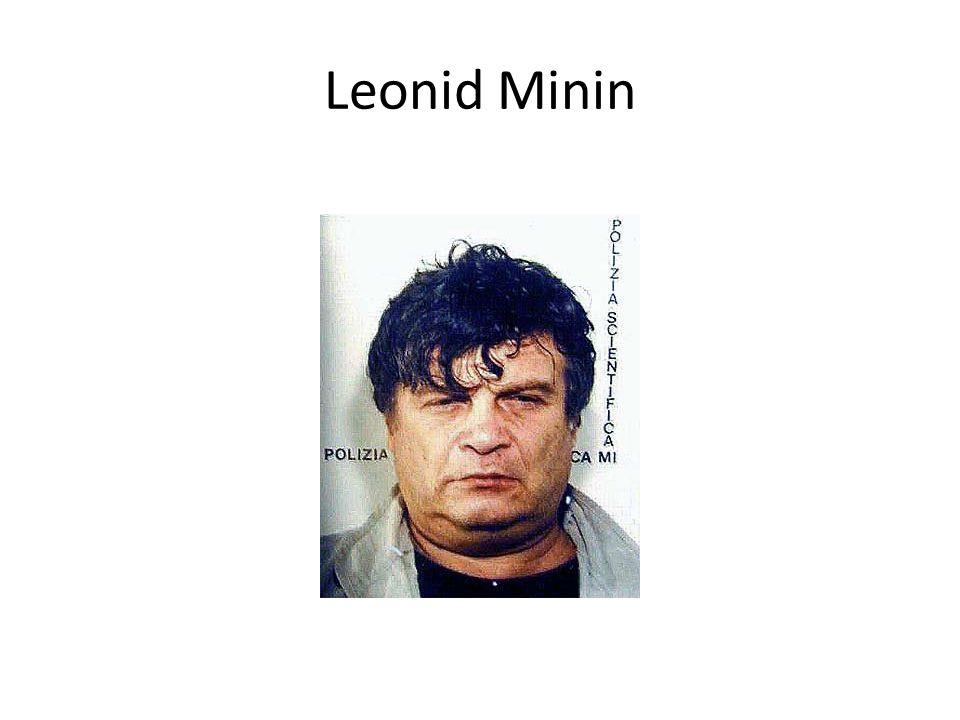 Leonid Minin
