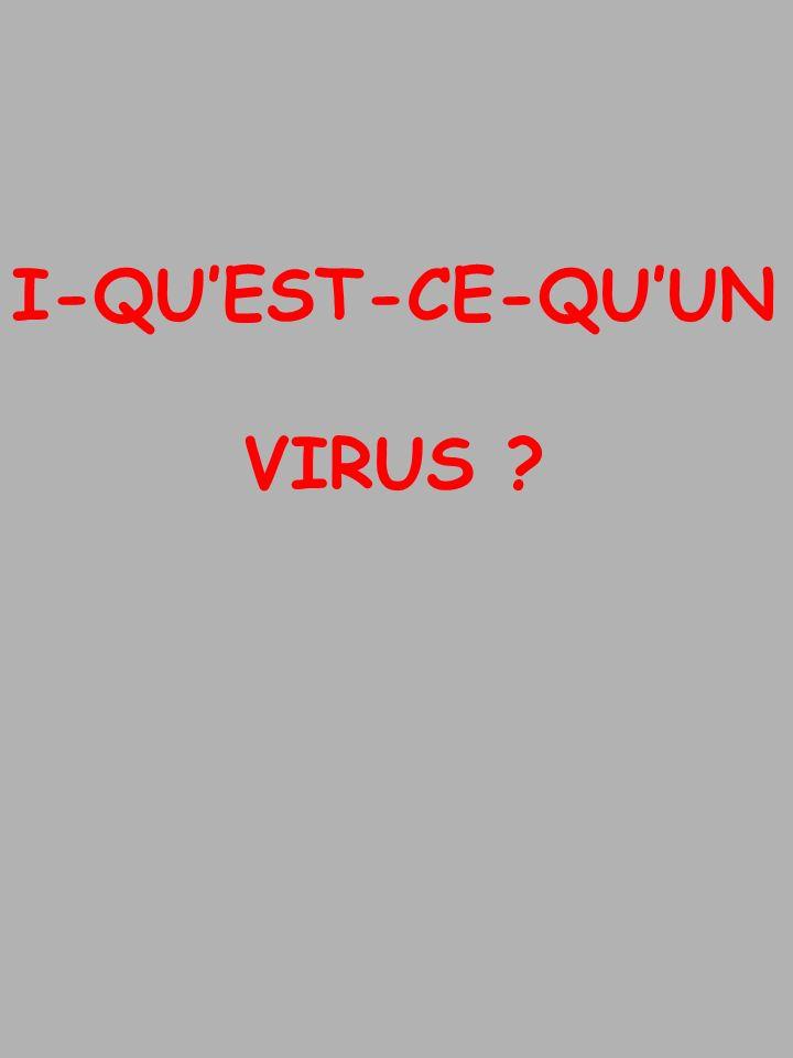 I-QU'EST-CE-QU'UN VIRUS