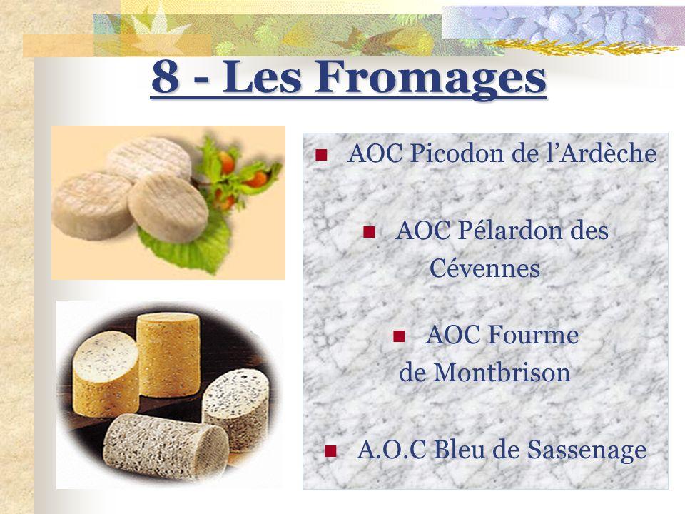AOC Picodon de l'Ardèche