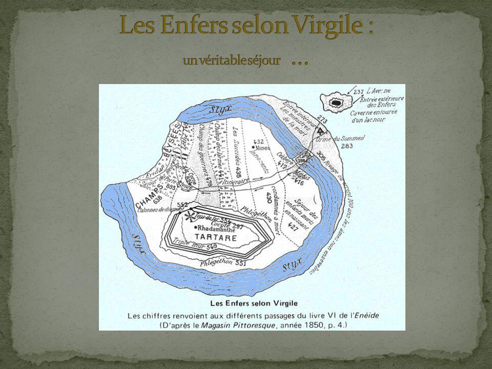 Les Enfers selon Virgile : un véritable séjour …
