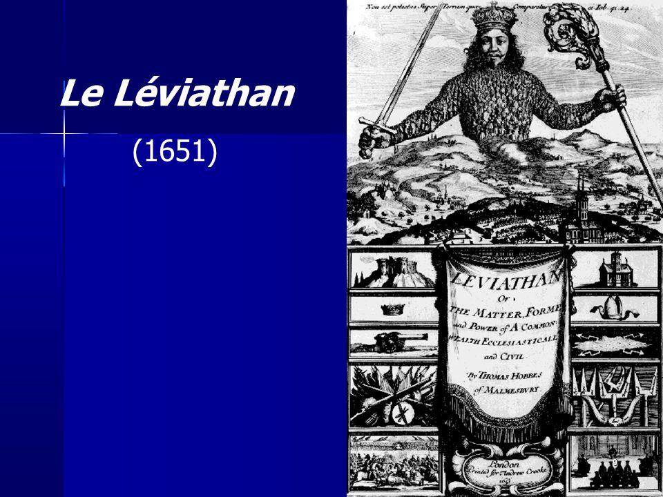 Le Léviathan (1651) 9 9