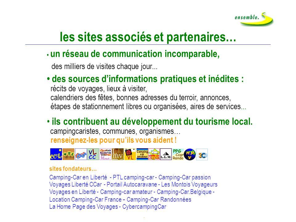 Sites associés, partenaires