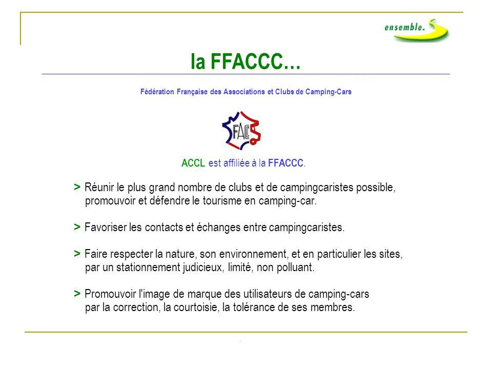 Fédération Française des Associations et Clubs de Camping-Cars