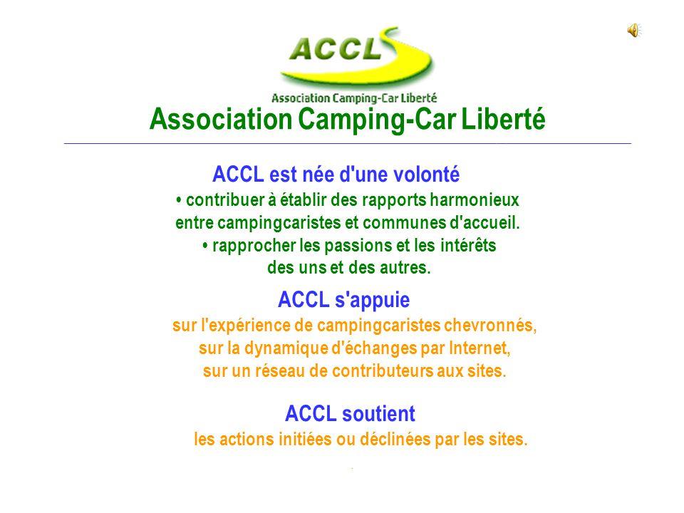 Association Camping-Car Liberté