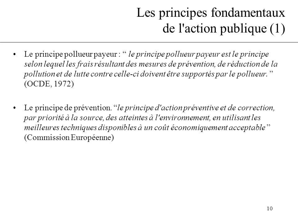 Les principes fondamentaux de l action publique (1)