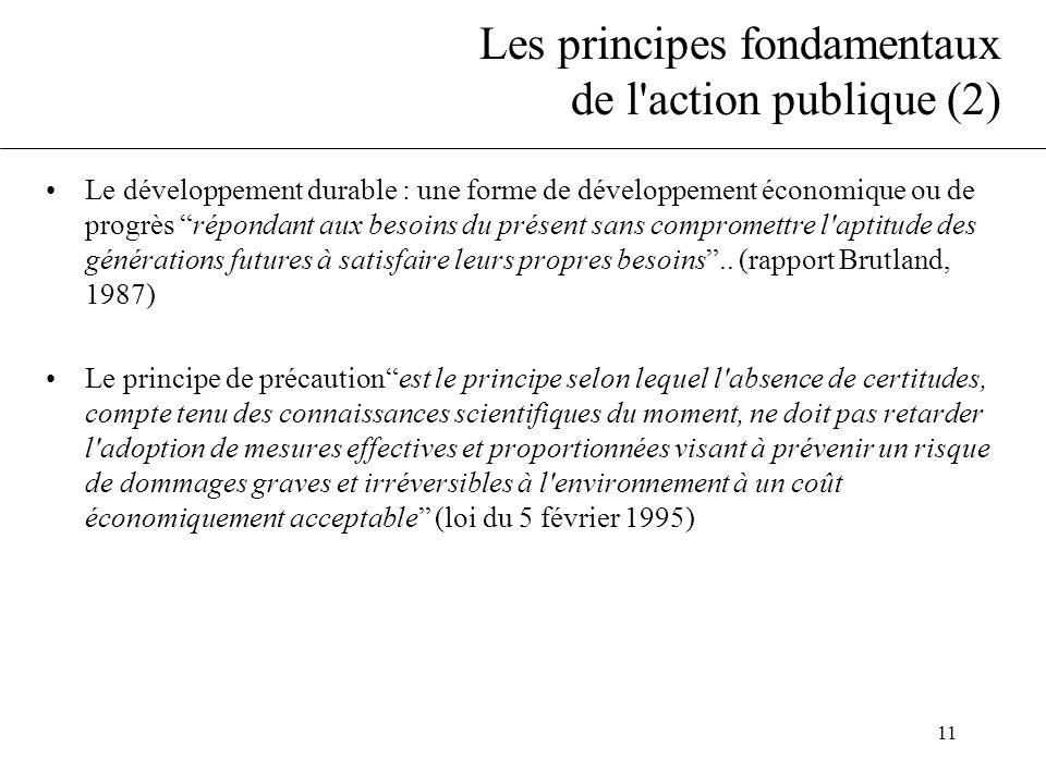 Les principes fondamentaux de l action publique (2)