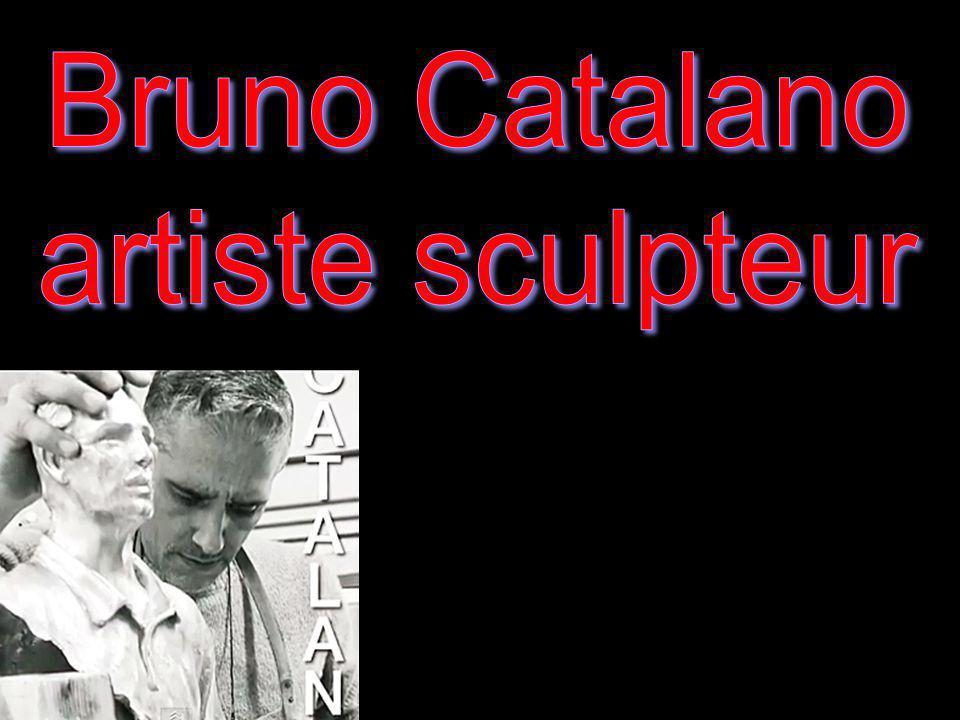 Bruno Catalano artiste sculpteur
