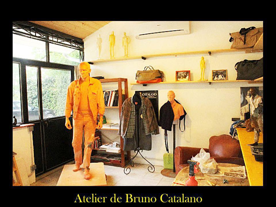 Atelier de Bruno Catalano