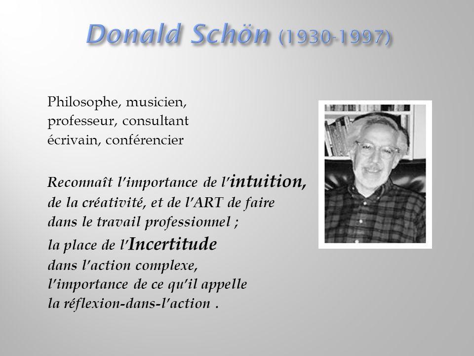Donald Schön (1930-1997)