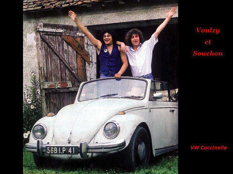 Voulzy et Souchon VW Coccinelle