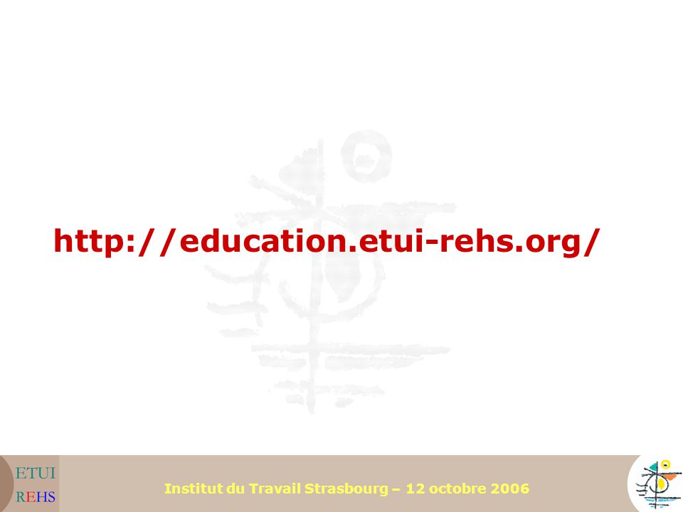 http://education.etui-rehs.org/