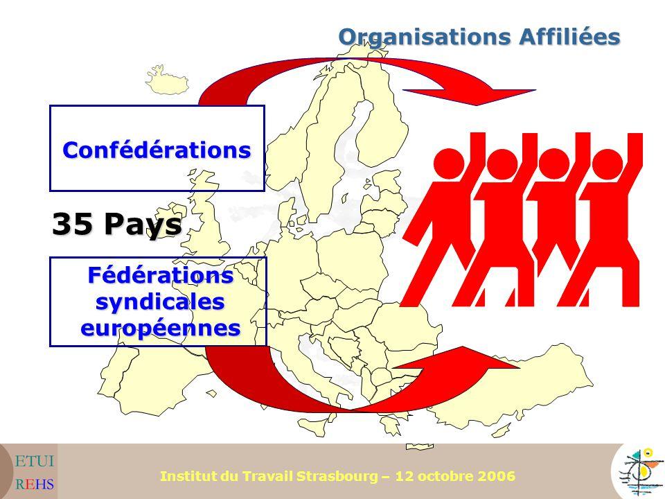 Organisations Affiliées