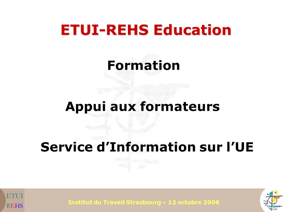 Service d'Information sur l'UE