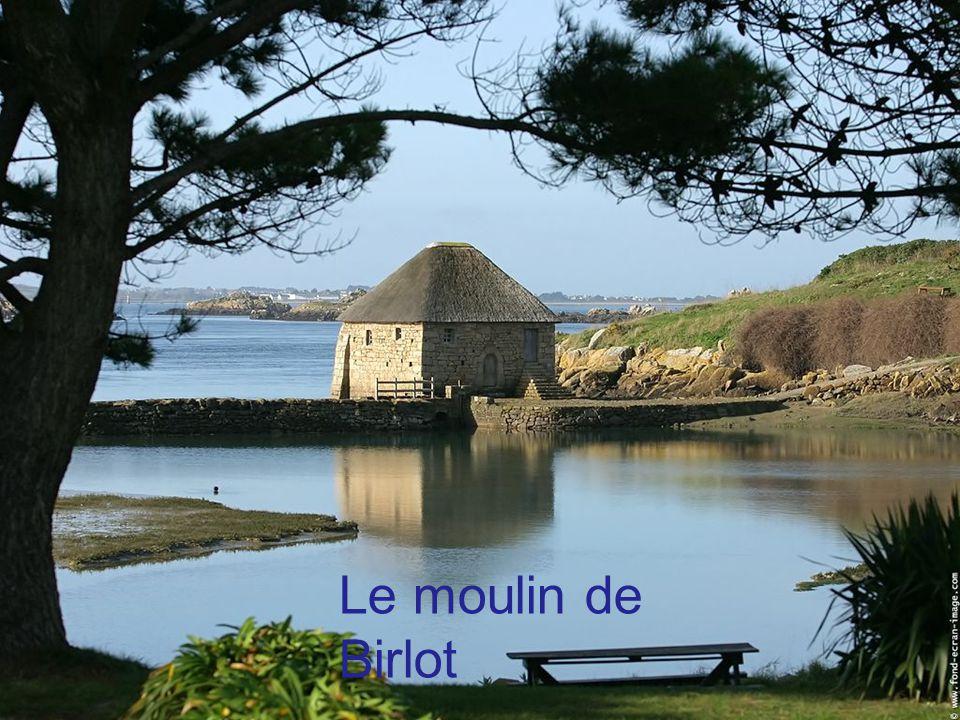Le moulin de Birlot