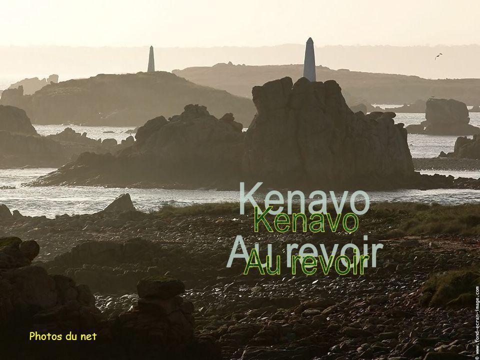 Kenavo Au revoir Photos du net