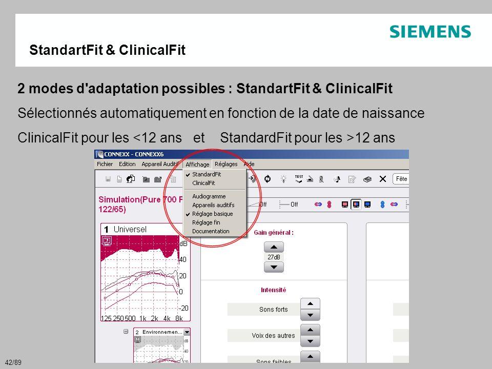 StandartFit & ClinicalFit