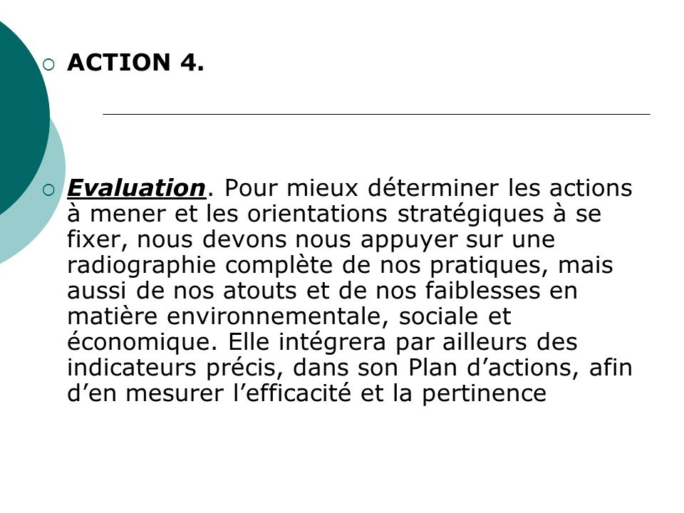 ACTION 4.