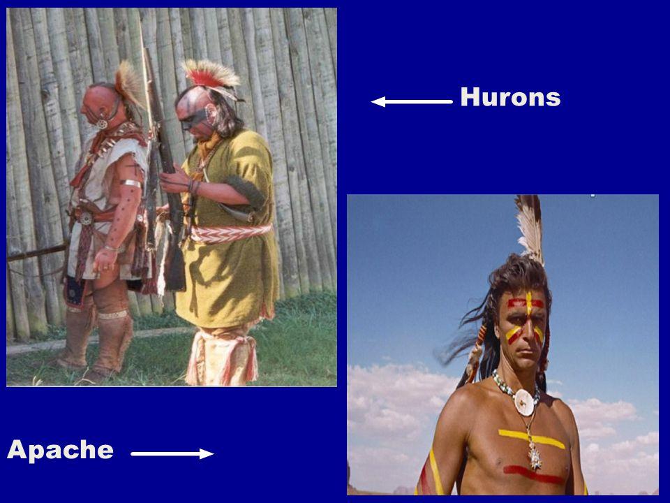 Hurons Apache