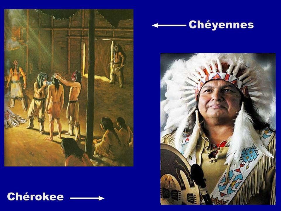 Chéyennes Chérokee