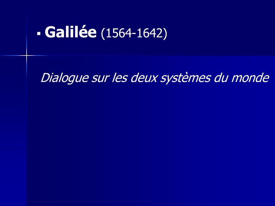 Dialogue sur les deux systèmes du monde