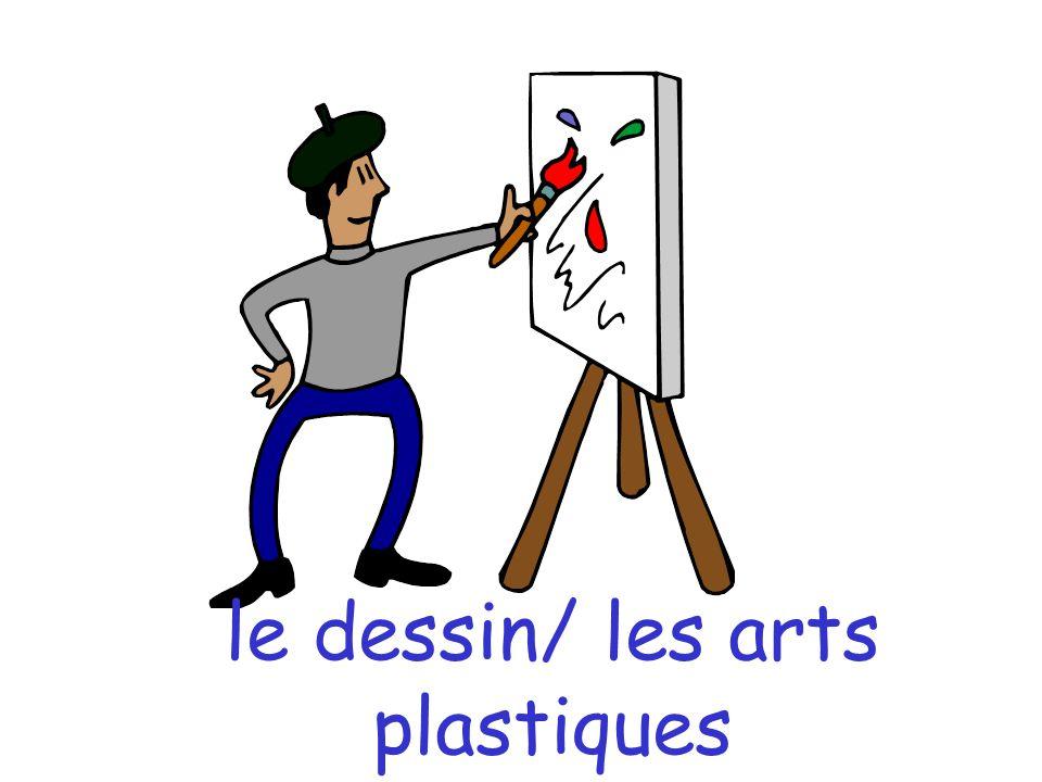 le dessin/ les arts plastiques