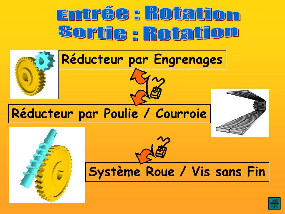 E : Rotation / S : Rotation
