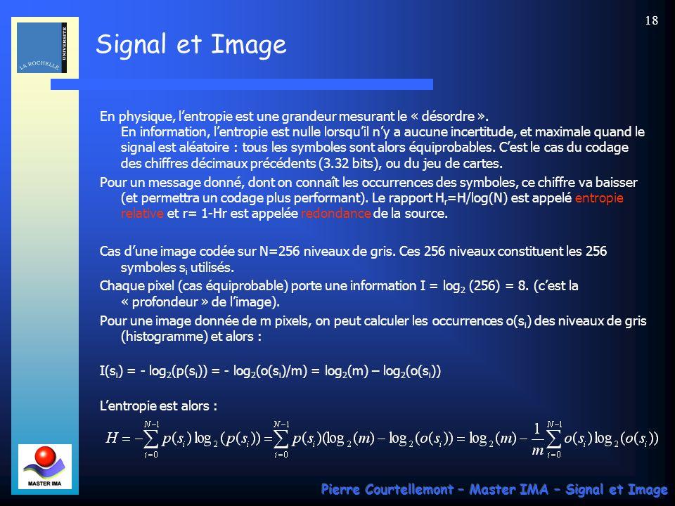 En physique, l'entropie est une grandeur mesurant le « désordre »