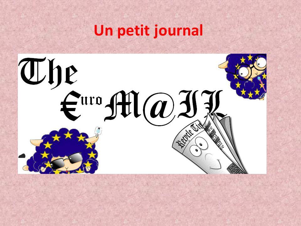 Un petit journal http://www.clg-vivonne-rambouillet.ac-versailles.fr/spip.php article444