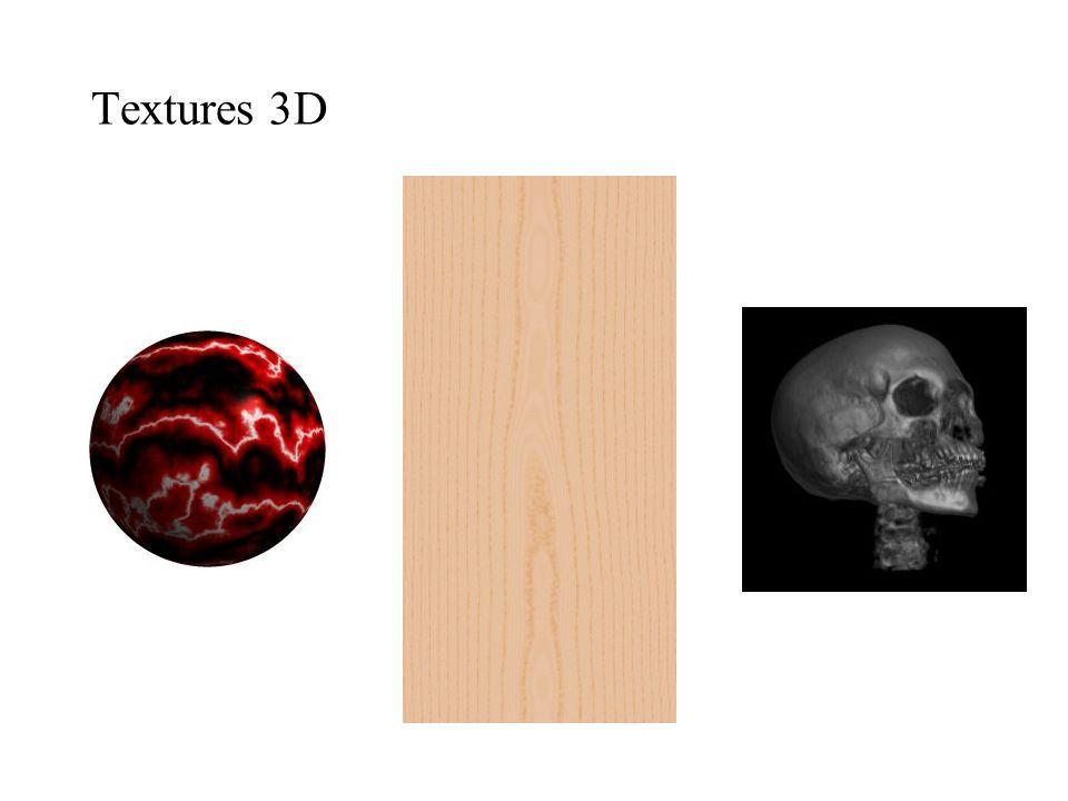 Textures 3D