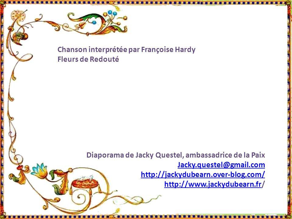 Chanson interprétée par Françoise Hardy