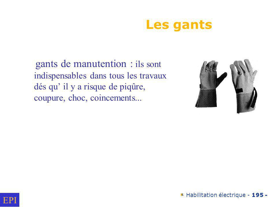 Les gants gants de manutention : ils sont indispensables dans tous les travaux dés qu' il y a risque de piqûre, coupure, choc, coincements...