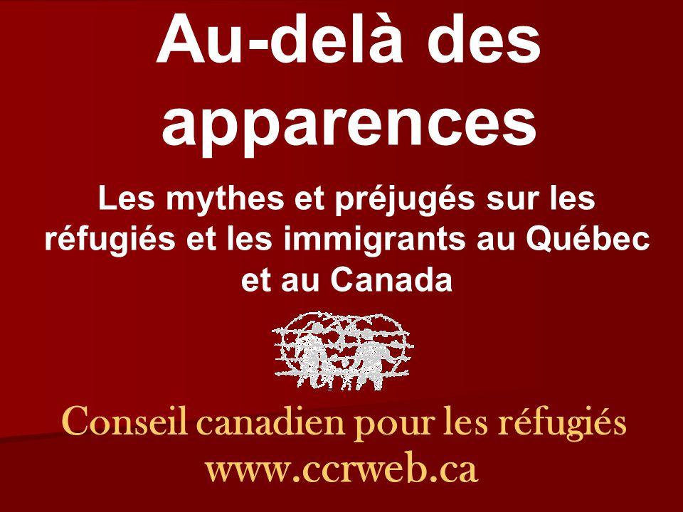 Conseil canadien pour les réfugiés