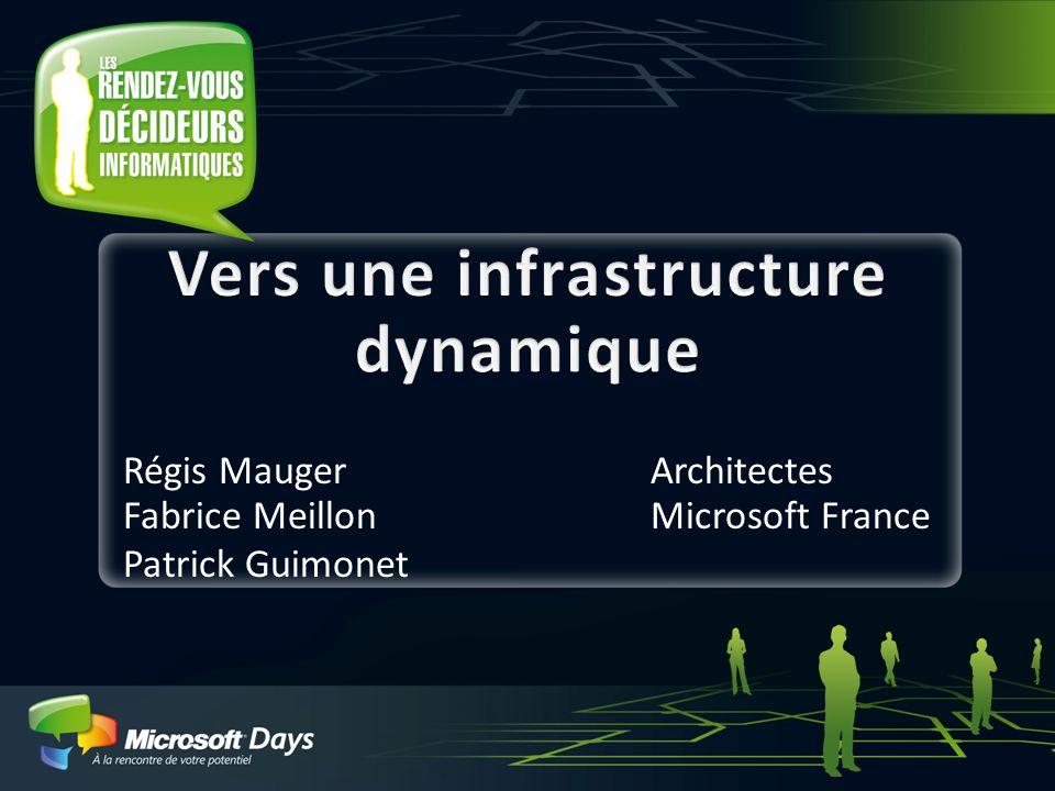 Vers une infrastructure dynamique