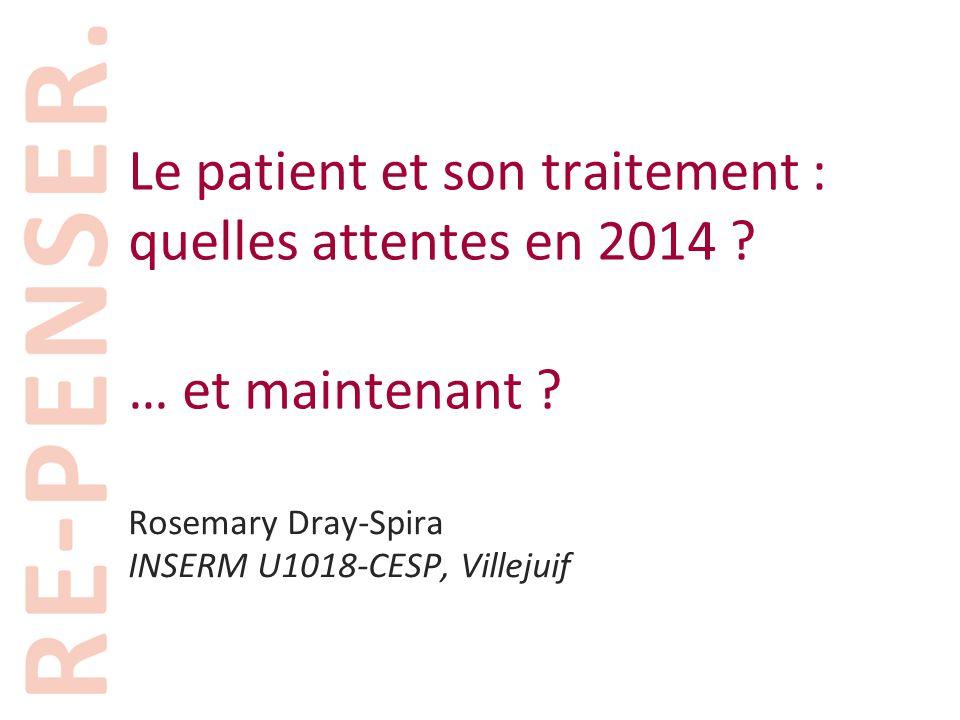 Rosemary Dray-Spira INSERM U1018-CESP, Villejuif