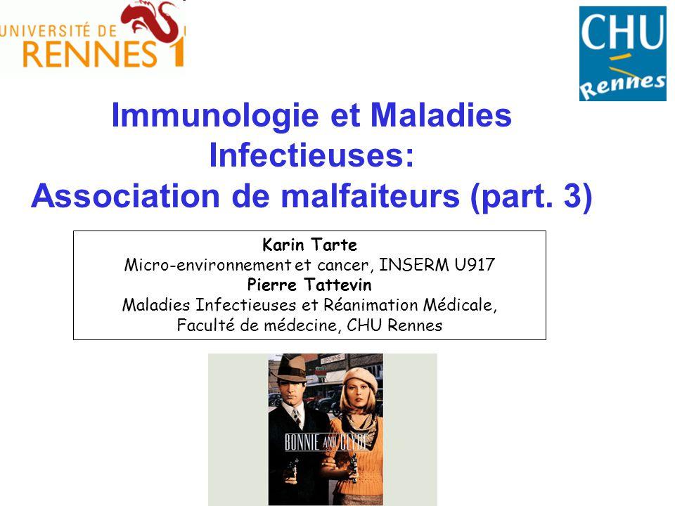 Immunologie et Maladies Infectieuses: