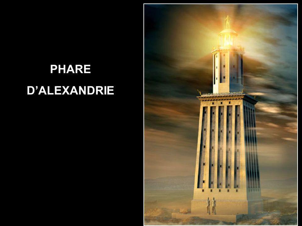 PHARE D'ALEXANDRIE