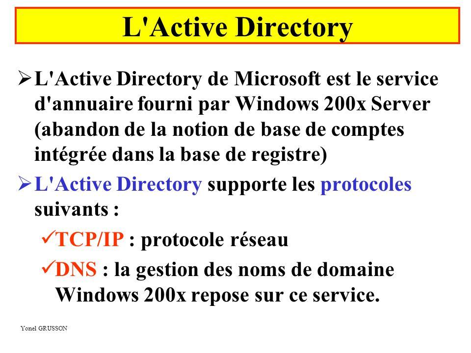 L Active Directory
