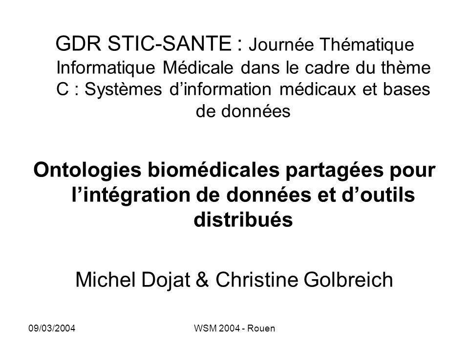 Michel Dojat & Christine Golbreich