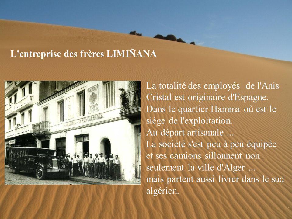 L entreprise des frères LIMIÑANA