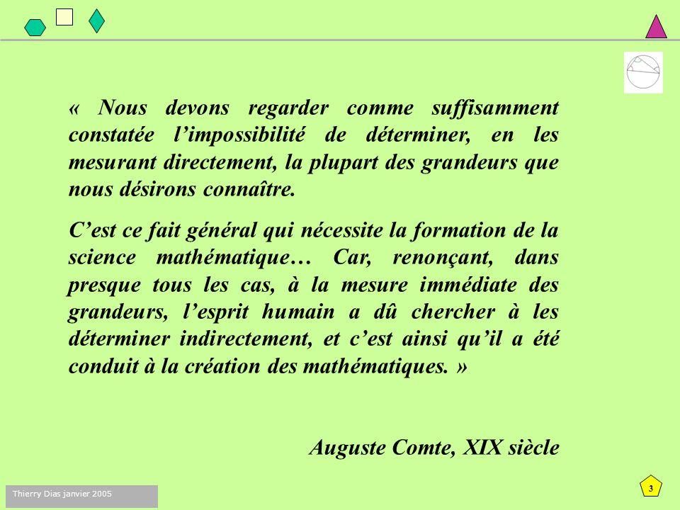 Auguste Comte, XIX siècle