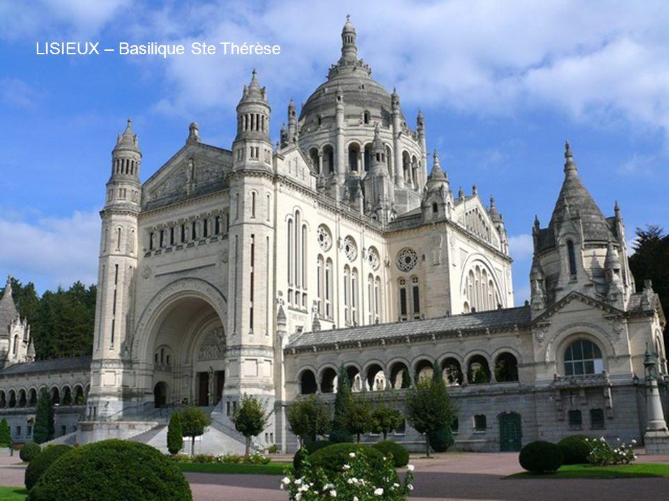 LISIEUX – Basilique Ste Thérèse