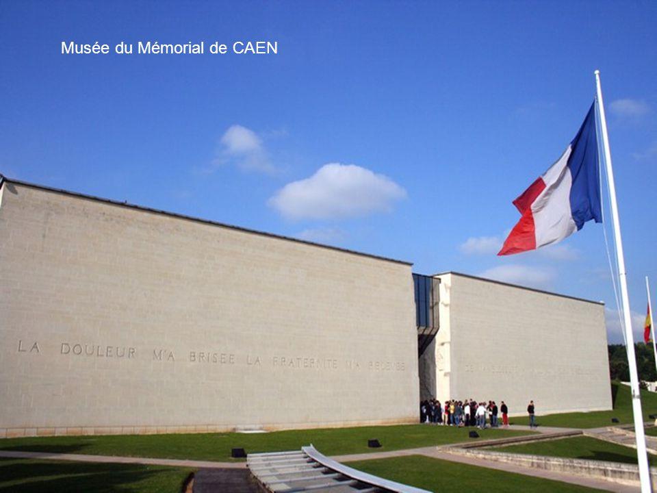 Musée du Mémorial de CAEN