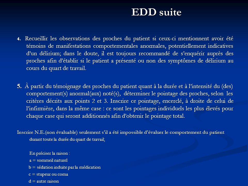 EDD suite