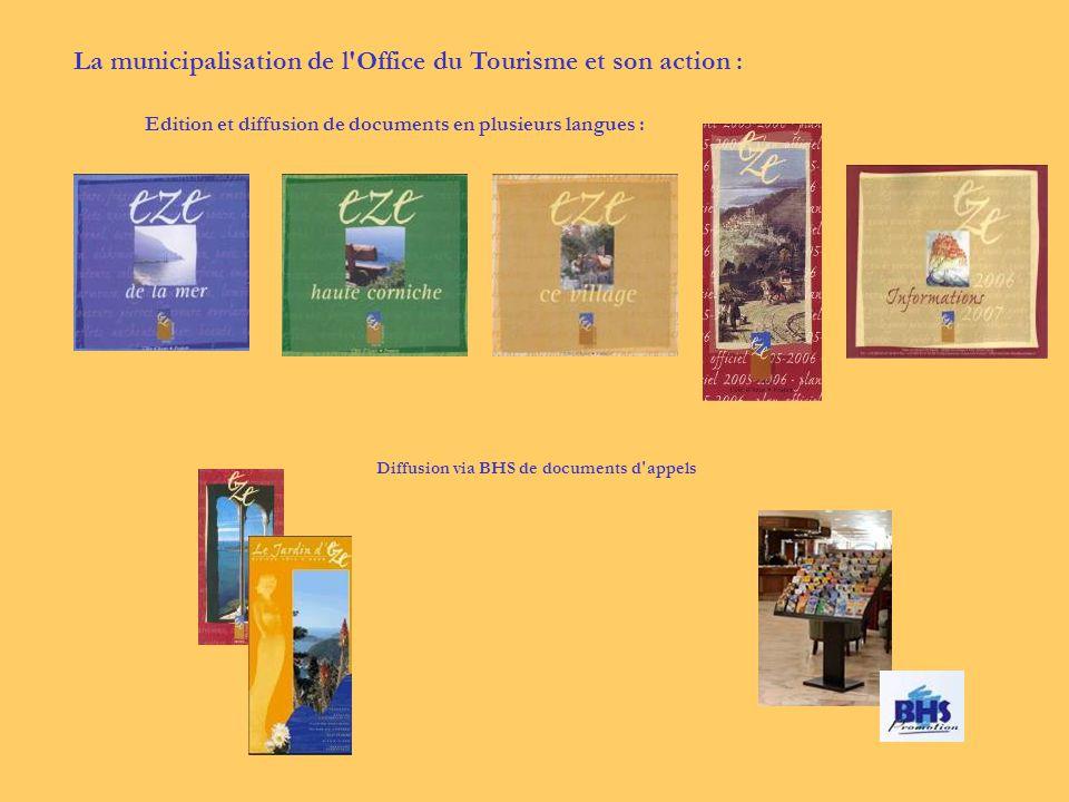 Edition et diffusion de documents en plusieurs langues :