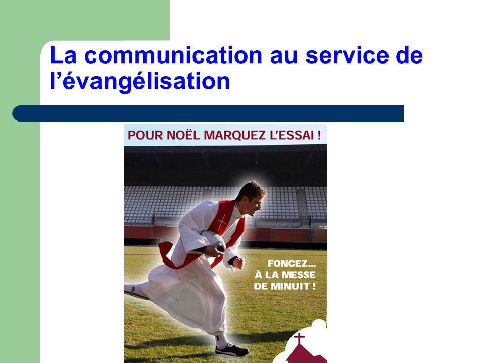 La communication au service de l'évangélisation