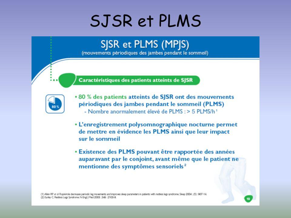 SJSR et PLMS