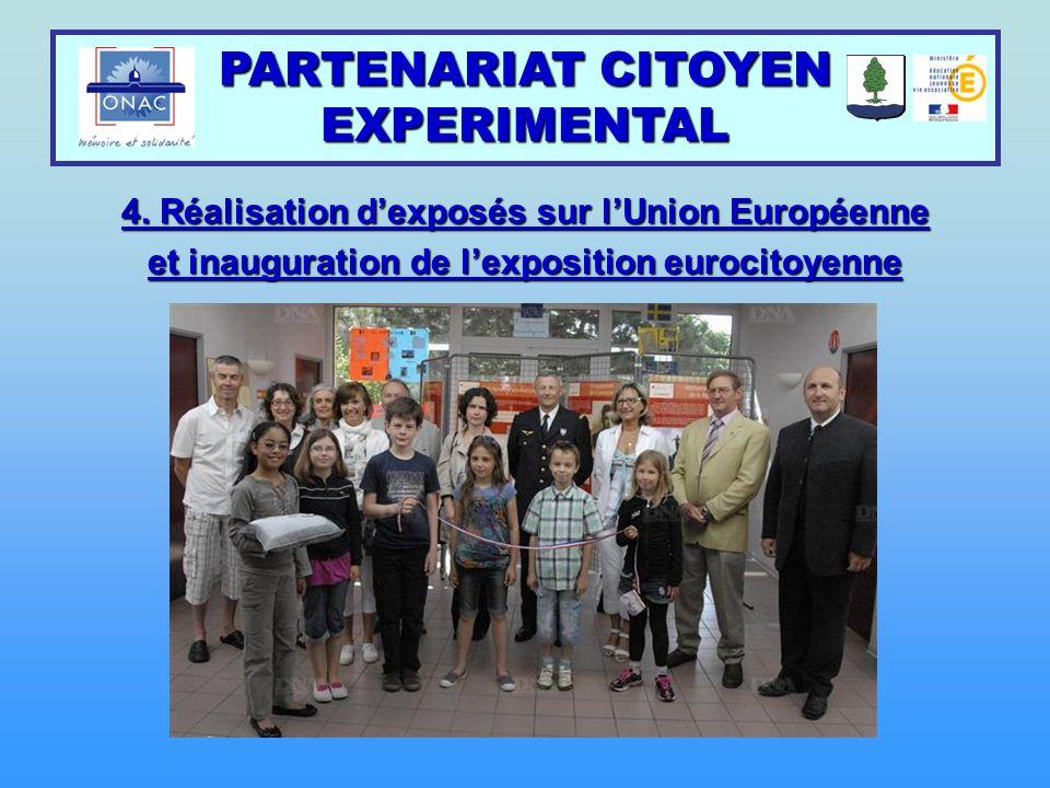 PARTENARIAT CITOYEN EXPERIMENTAL