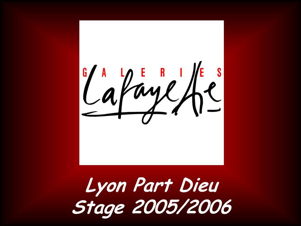 Lyon Part Dieu Stage 2005/2006