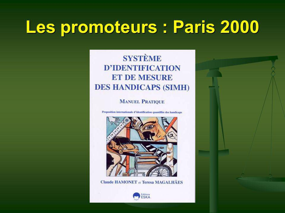 Les promoteurs : Paris 2000