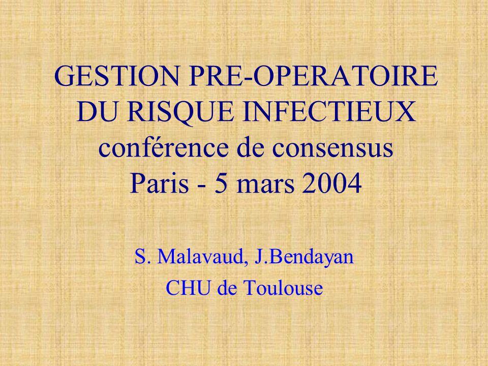 S. Malavaud, J.Bendayan CHU de Toulouse